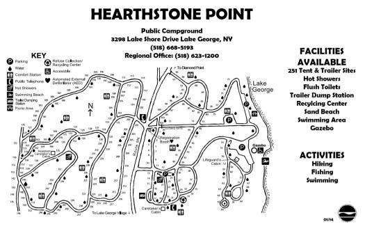 Hearthstone Point