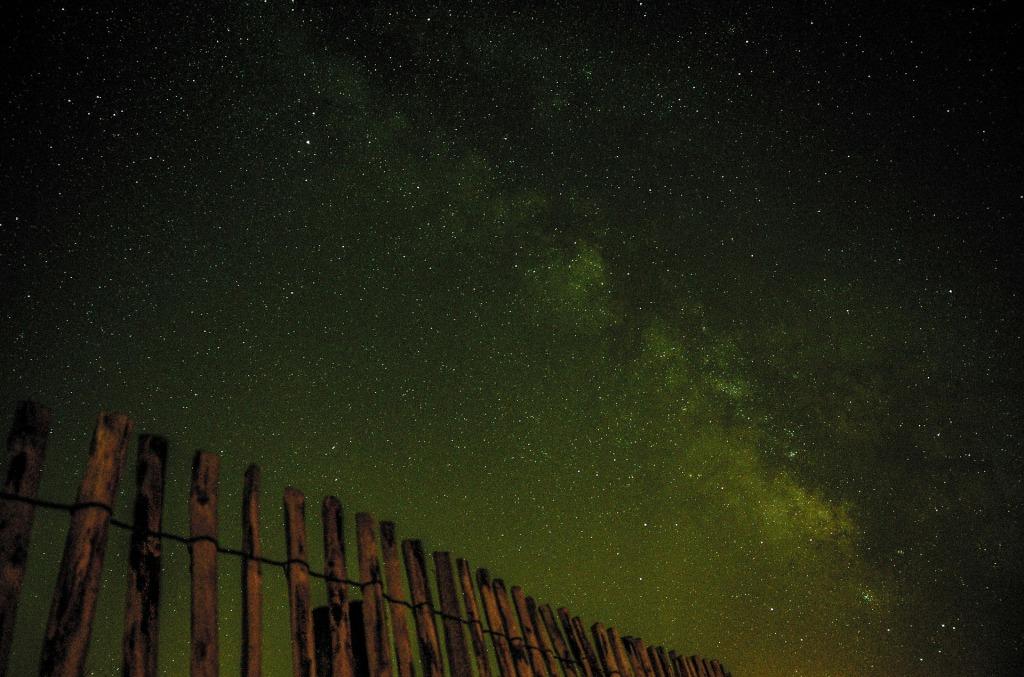 Milky Way by Unsplash CC0 via Pixabay