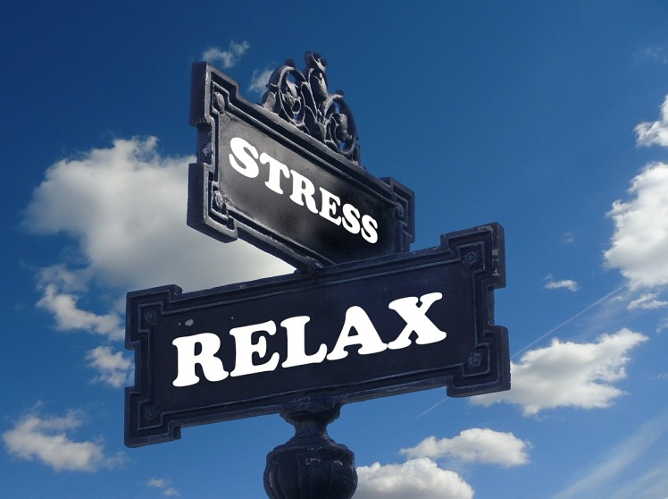 Stress Relaxation by geralt, CC0 via Pixabay